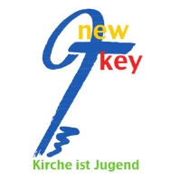 Jugendmesse Jugendkirche New Key Eifel Spirit Logo