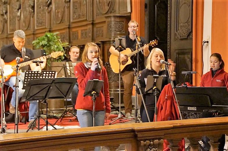 70 Jahre Caritas Westeifel Jubiläum 2016