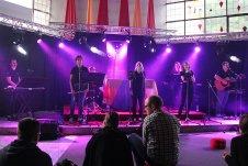 Sacro Pop Band Spirit Eifel Jugendmessen Hochzeitsband Sommerkonzert