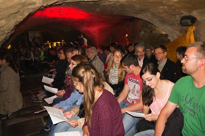 Gottesdienst - Eifel - Jugendmesse - Newkey