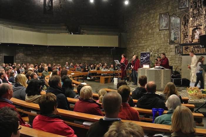 Gottesdienst - Eifel - Kirchenmusik - Kirche