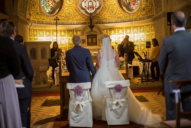 Spirit Hochzeitsband Eifel Mirbach Trauung 4