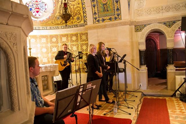Spirit Hochzeitsband Eifel Mirbach Trauung 5