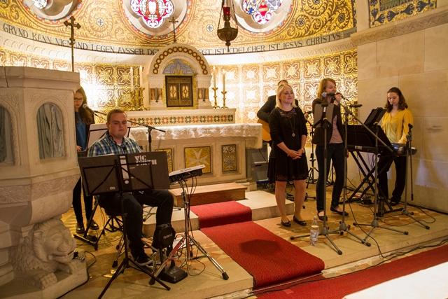 Spirit Hochzeitsband Eifel Mirbach Trauung 6