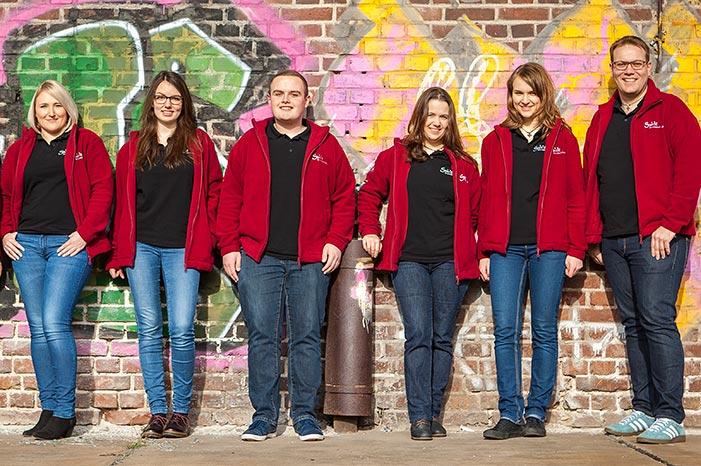 Startseite - Gruppenbild - Spirit - Jacken
