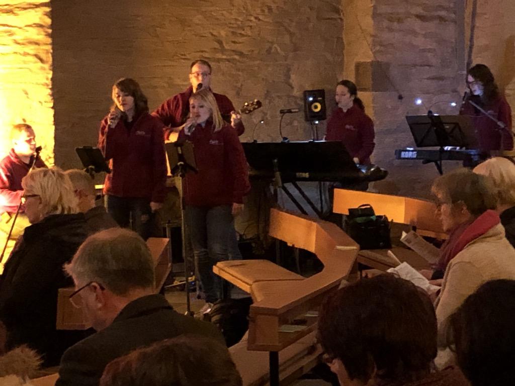 Bilder - AuKirche - Gottesdienst - Spirit - 2