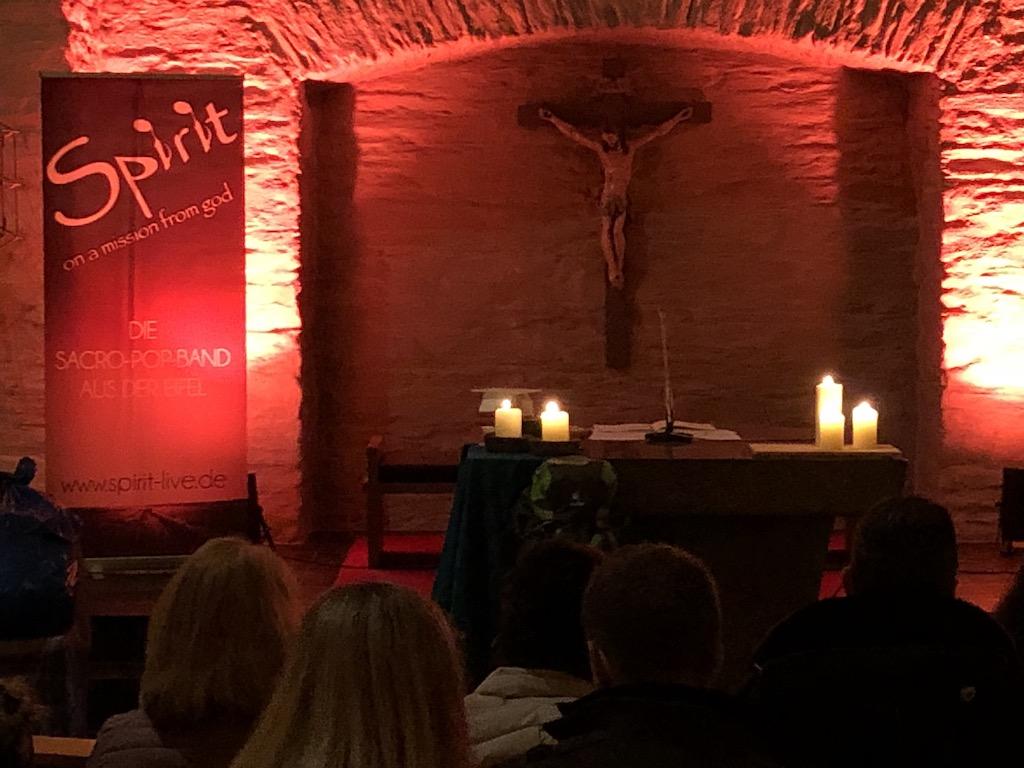 Bilder - AuKirche - Gottesdienst - Spirit - 4